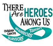 Heroes Among Us OVARIAN CANCER
