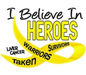 I Believe In Heroes LIVER CANCER