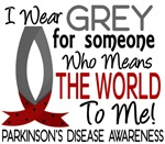 Means World To Me 1 Parkinson's Disease Shirts