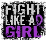 Licensed Fight Like a Girl 31.8 Cystic Fibrosis Sh