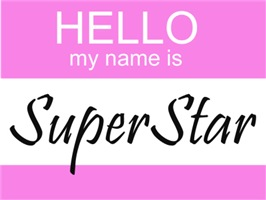 Hello My Name Is SuperStar