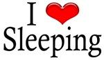 I Heart Sleeping