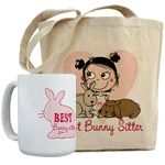 Best Bunny Sitter