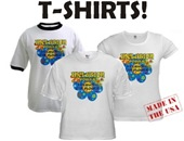 Inclusion Flower Power T-shirts