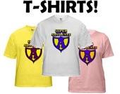 Super Advocate Logo T-shirts
