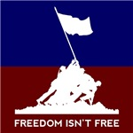 Land of the Free - Freedom isn't Free