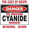 THE JONESTOWN MASSACRE