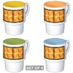 Stackable Mugs (Sets of 4)