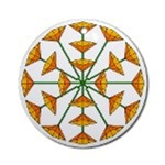 Round Flower Ornaments and Jewelry 145-245