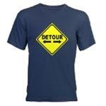Detour Sign 1