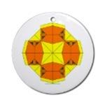 Orange Owls Amulet