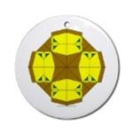 Yellow Owls Amulet