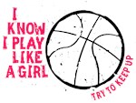 I Play Basketball Like A Girl