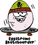 Eggstreme Skateboarder