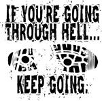 Going Through Hell - Runner