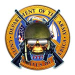 US Army Skull and Seal