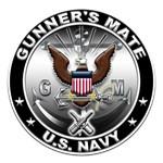 USN Gunners Mate Eagle GM