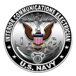 USN Interior Communications Electrician Eagle IC