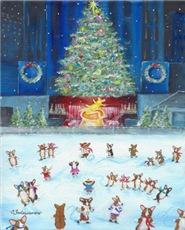Christmas Tree At Corgifeller Center
