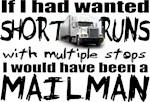 No Mailman Trucker