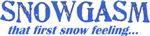 Snowgasm