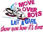 Move Over Boys