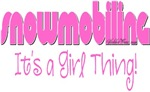 Snowmobiling - It's a Girl Thing!