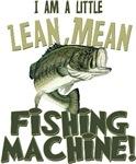 Lean Mean Fishing Machine