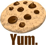 Yum. Cookie