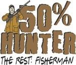 50% Hunter