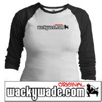 Wacky Wade Original Shirt