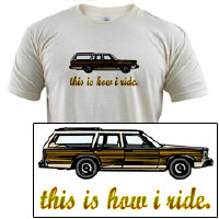 This is How I Ride Station Wagon Collection