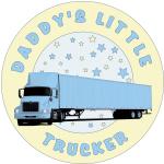 Daddy's Little Trucker (Big Rig)