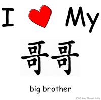 I Love My Ge Ge (Big Brother)
