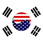 Korean-American Flag