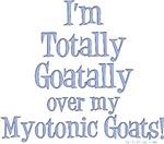 Totally Goatally Myotonic Goat