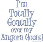 Totally Goatally Angora Goat