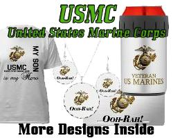 USMC US Marines Merchandise
