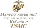 Marines Never Die