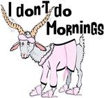 Morning Goat
