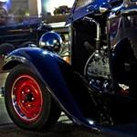 Flathead V8 hotrod