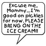 Baby Wants Ice Cream!
