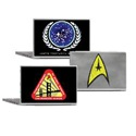 Star Trek Laptop Skins