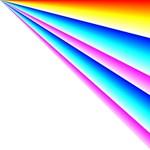 Linear Rainbows