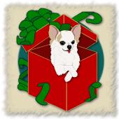 Chihuahua Christmas Items