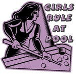Girls Rule at Pool
