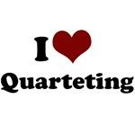 i heart quarteting