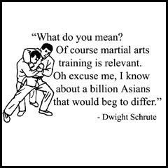 Dwight - Martial Arts