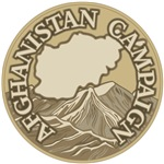 Afghanistan Campaign rd