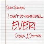 Teacher's Excuse